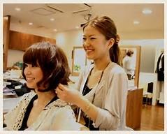 美容師画像