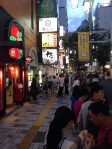 一蘭ラーメン新宿東口画像