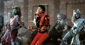 マイケルジャクソンスリラー画像